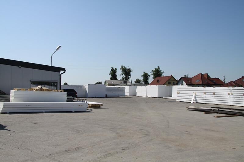 Siedziba firmy REMO plac