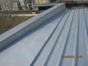 Obróbki standardowe oraz indywidualne Płyty warstwowe dachowe
