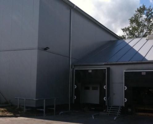 hala magazynowo garażowa Chojnów