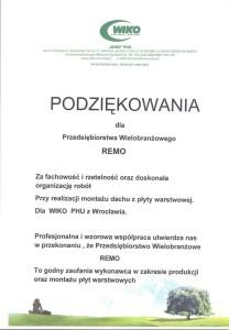 Referencje firma WIKO