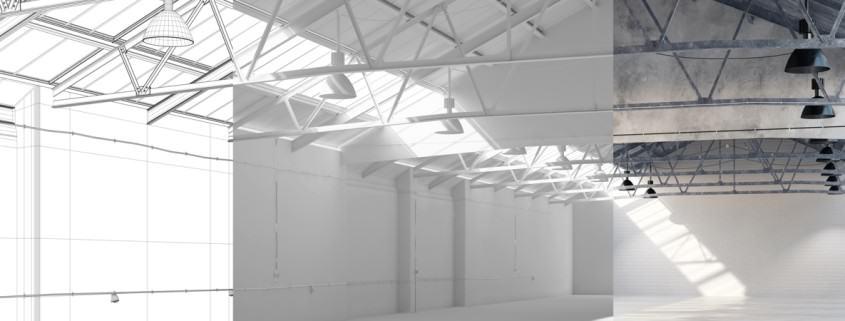 projektowanie i wykonawstwo hal stalowych z płyt warstwowych