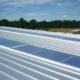 izolacja dachu z płyty warstwowej