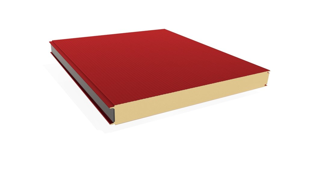 Standardowa płyta warstwowa PIR