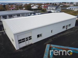 Hala produkcyjna Islandia