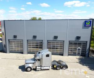 Serwis samochodów ciężarowych